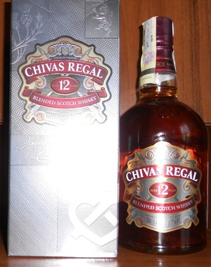 Продам Виски 'Chivas Regal'